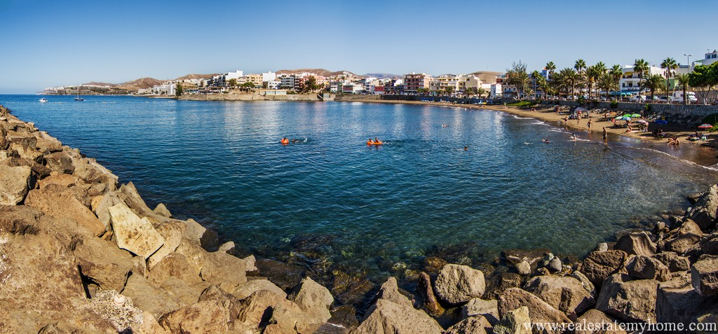 Arguineguin typical fishing village real estate my home - Monte leon gran canaria ...