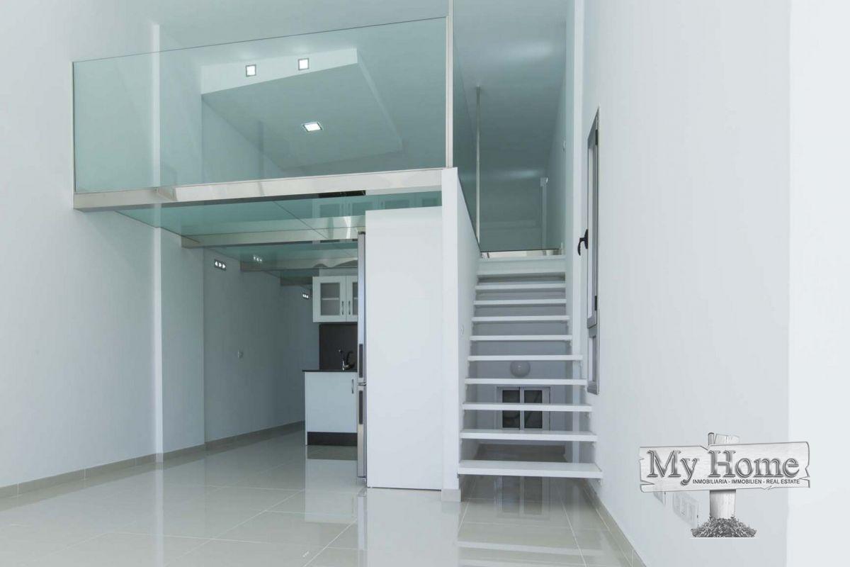 Ultra modern loft style apartment