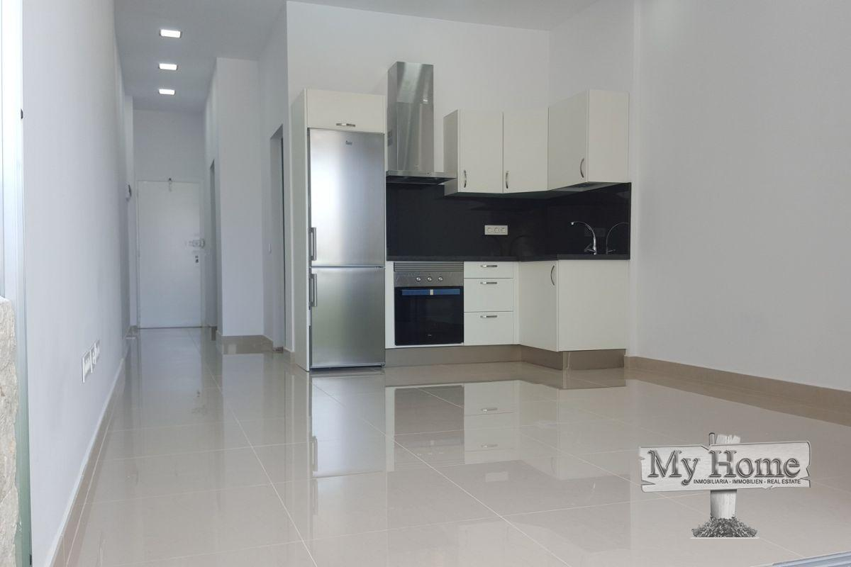 Incredible fully renovated luxury apartment with sea views in second line of Playa del Inglés beach.
