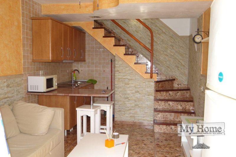 Duplex style renovated bungalow in Maspalomas