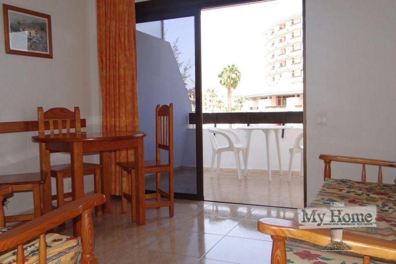 Lovely studio in second line of Playa del Inglés beach