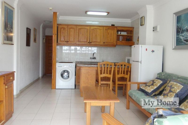 Furnished apartment with open views in Playa del Inglés