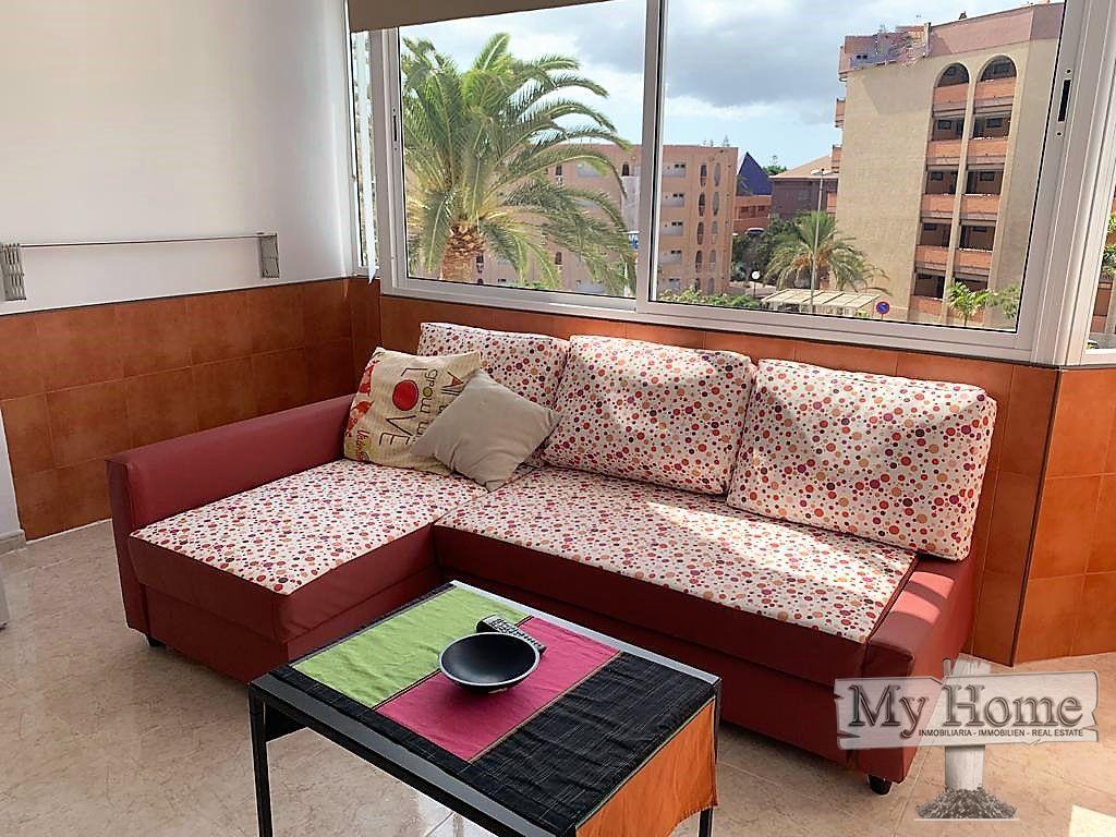 Spacious apartment for rent in Playa del Inglés