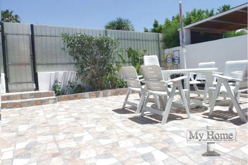 For sale - Two bedroom bungalow with private entrance in Playa del Inglés