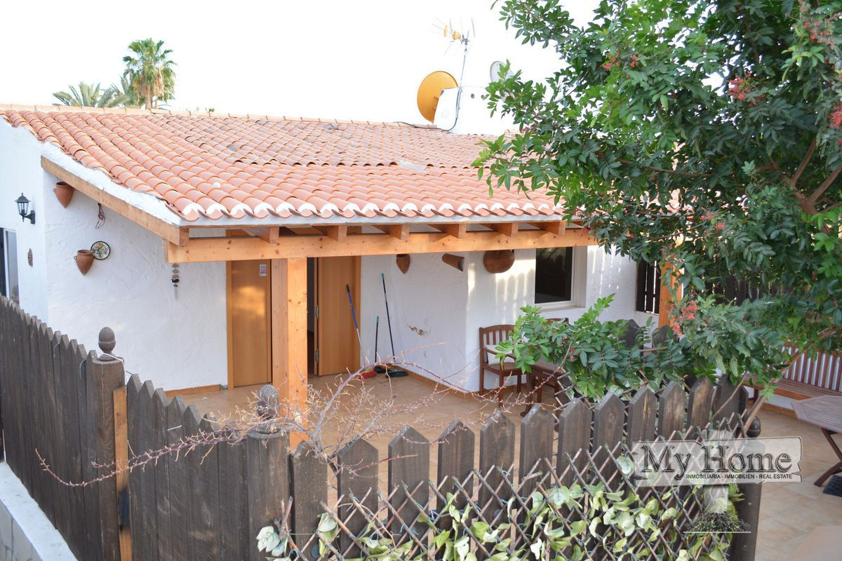 Amazing three bedrooms bungalow in Playa del Inglés