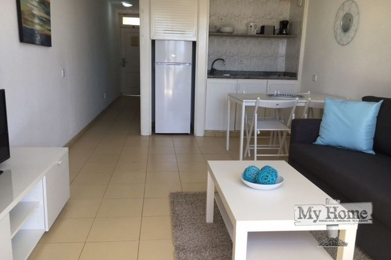 Top floor apartment close to the beach in Playa del Inglés