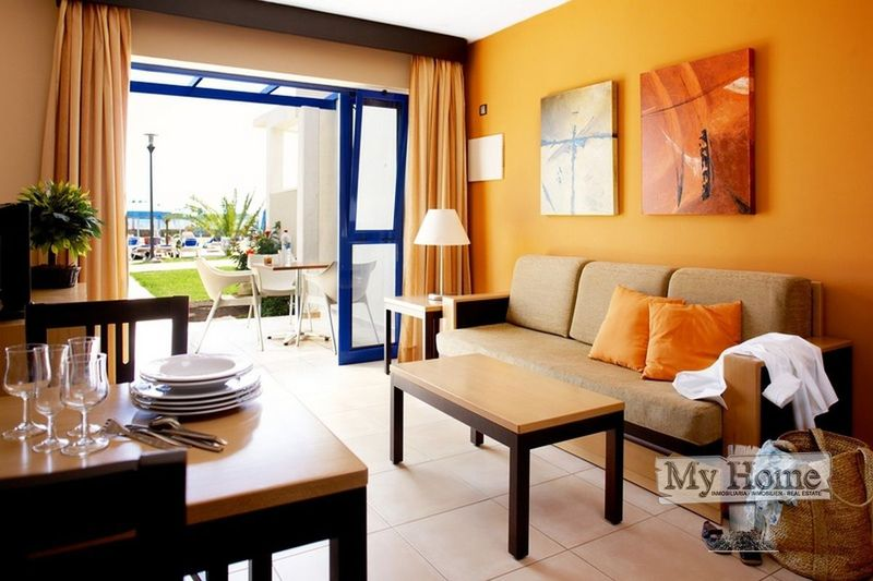Fantastic apartment on first line of the beach
