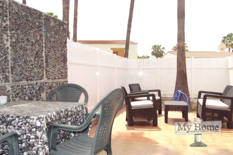 Oustanding two bedroom bungalow in central area of Playa del Inglés