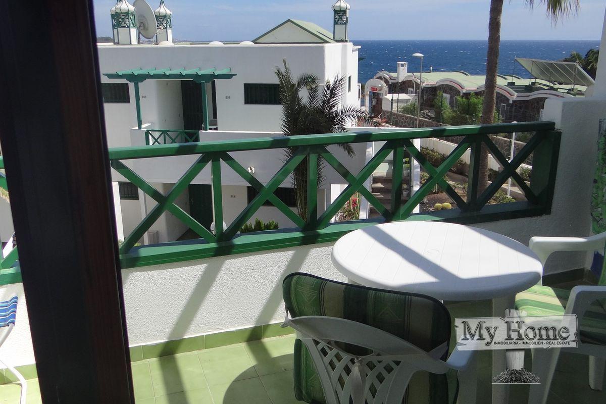 Fantastic apartment with sea views in Playa del Águila
