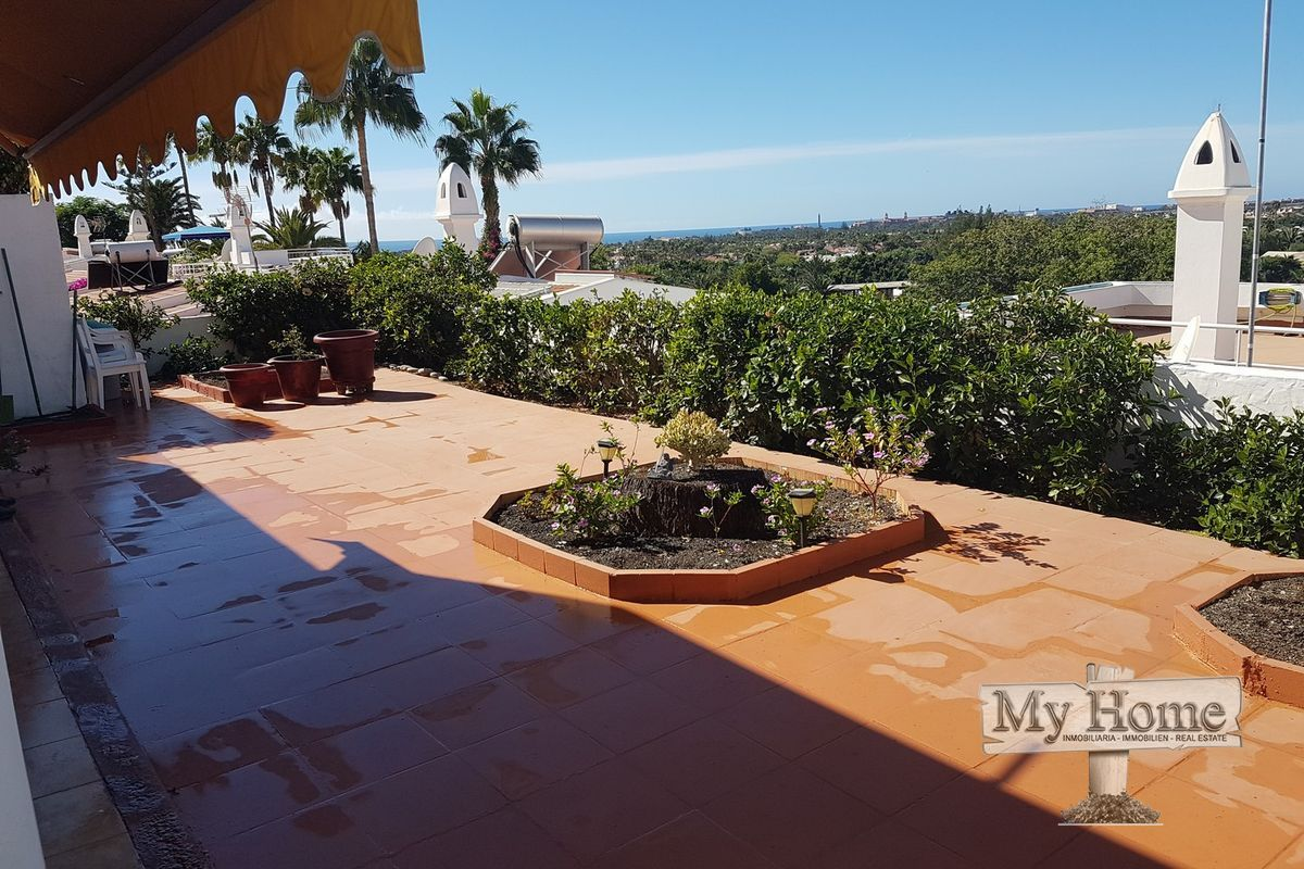 Bungalow with panoramic views in Playa del Inglés