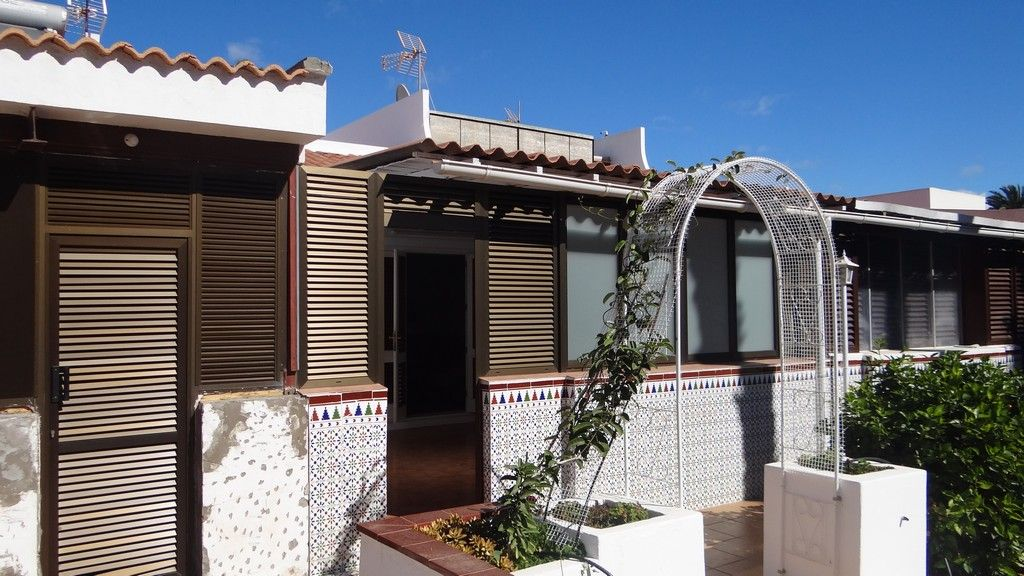 Refurbished bungalow in Playa del Inglés