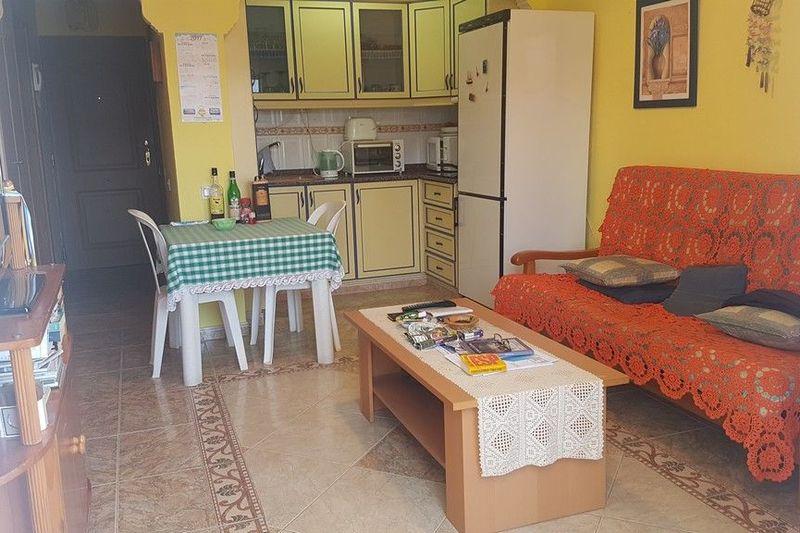 Fantastic apartment with sea views in San Agustín