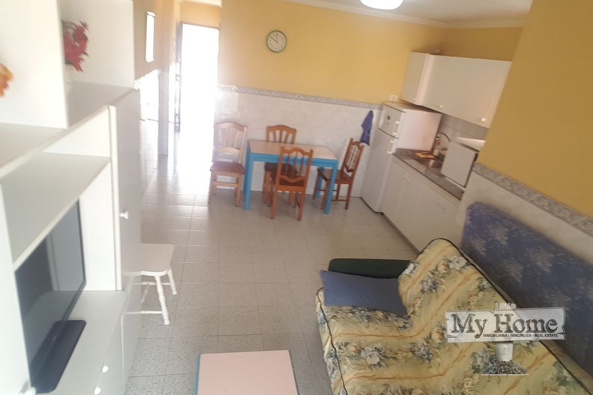 Top floor apartment in the heart of Playa del Inglés