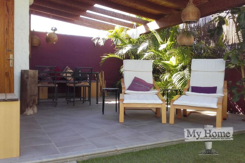 Fantastic refurbished bungalow with large terrace in Playa del Inglés