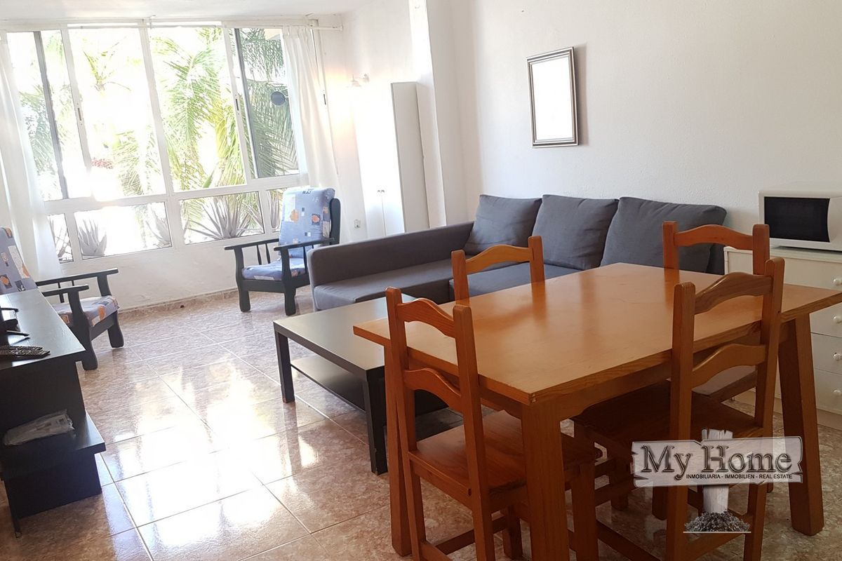Spacious apartment in the heart of Playa del Inglés
