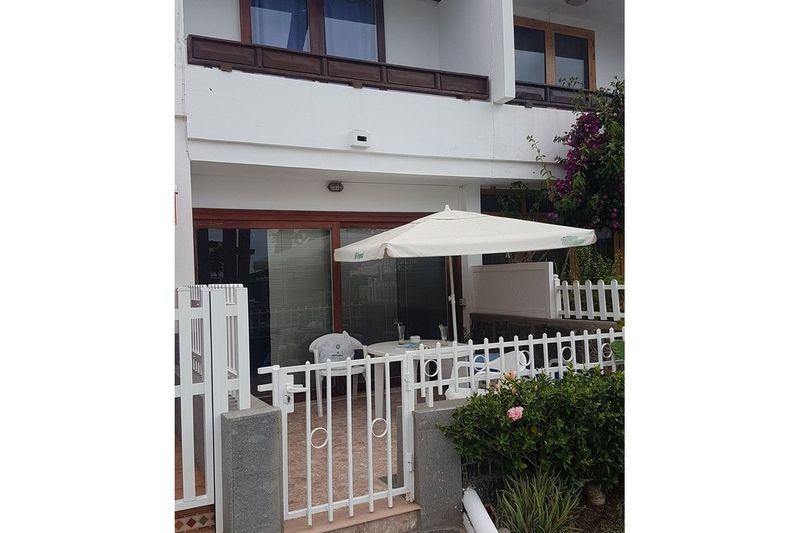 Two bedroom duplex style bungalow in second line of Playa del Inglés beach