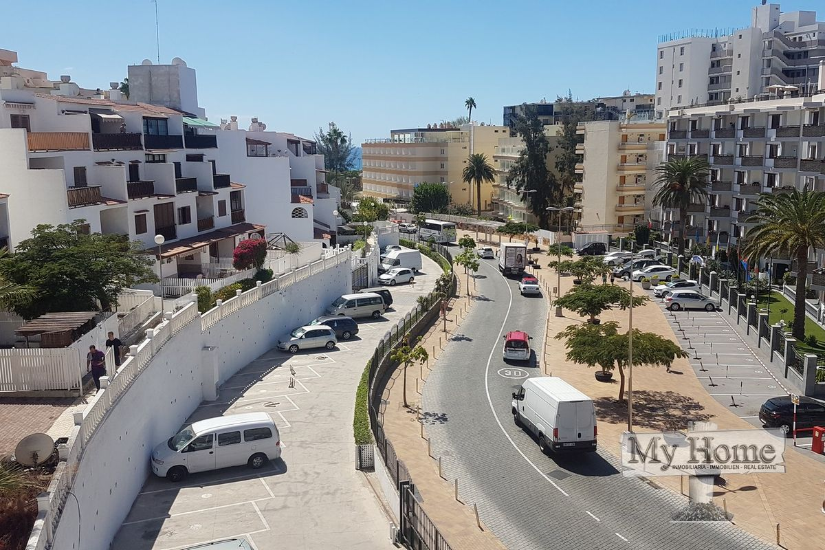 Two bedroom apartment just 100m away from Playa del Inglés beach