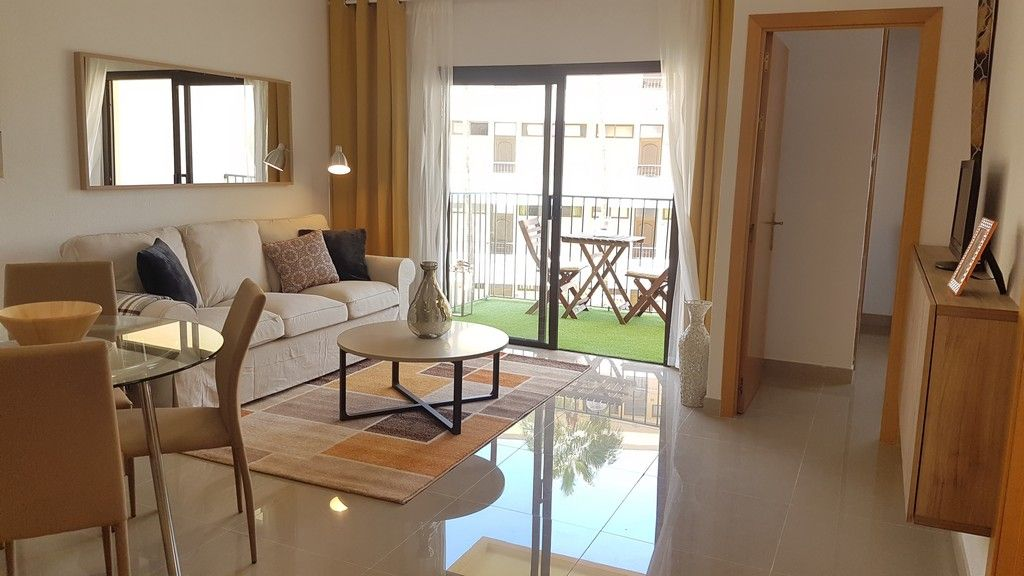 Two bedroom spacious apartment in second line of Playa del Inglés beach