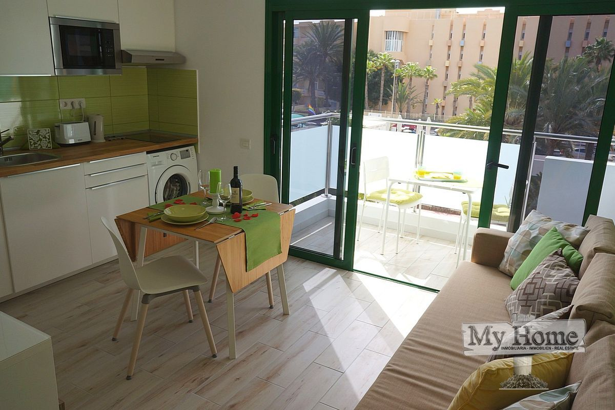 Completely renovated apartment for sale in quiet area of Playa del Inglés