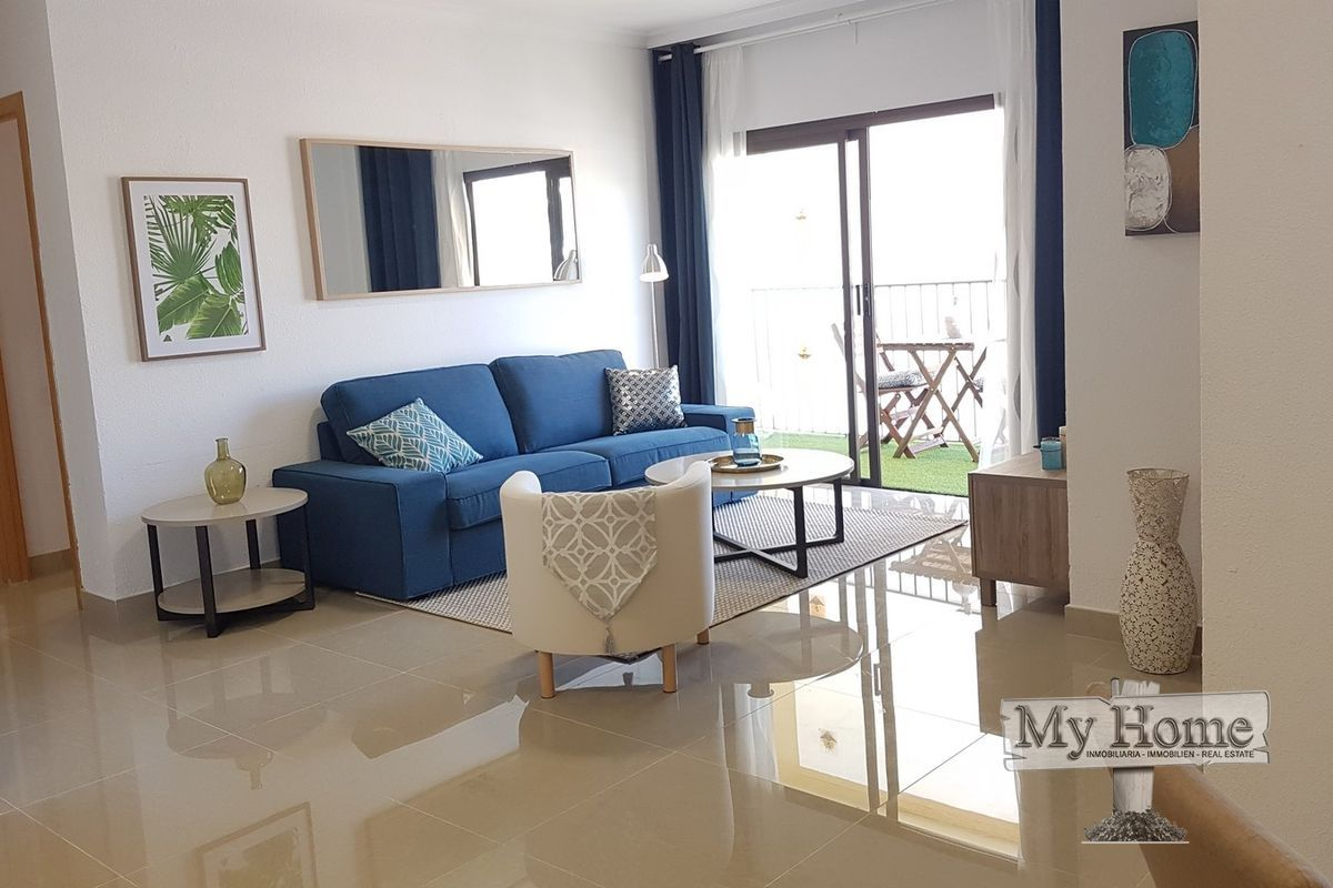 Renovated spacious apartment with open views in second line of Playa del Inglés beach