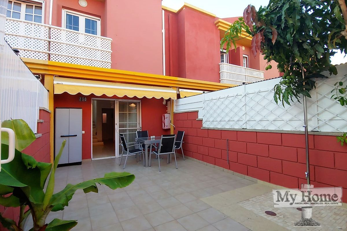 Nice apartment in San Agustín area