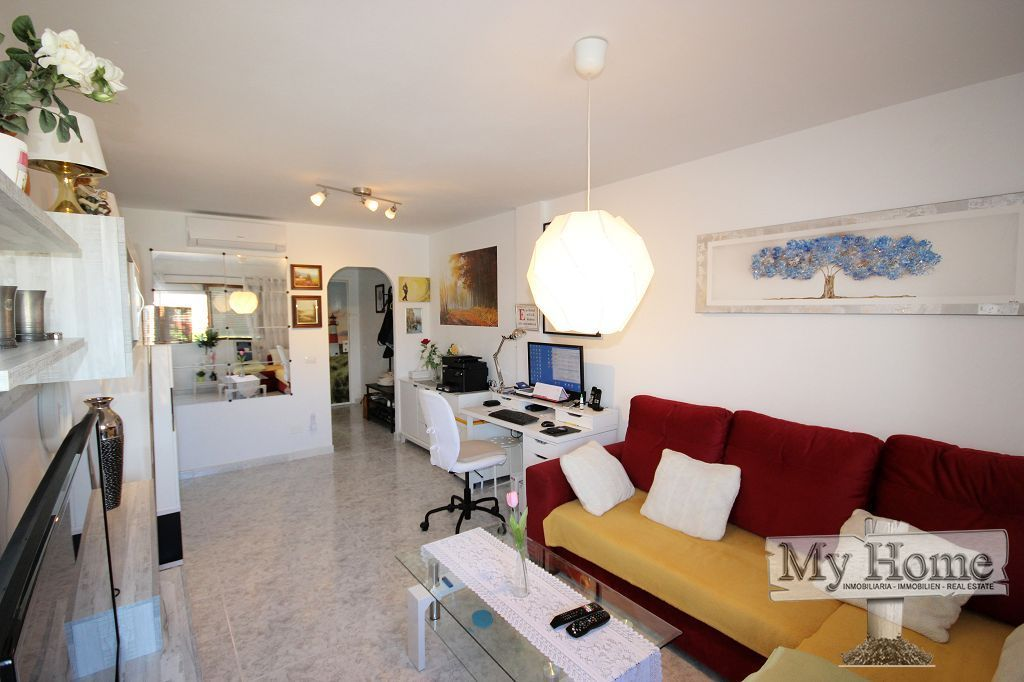 Spacious renovated flat in the center of Playa del Inglés