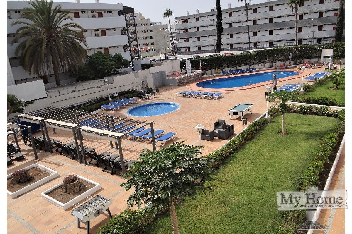 Fantastic two bedroom apartment in central and quiet area of Playa del Inglés