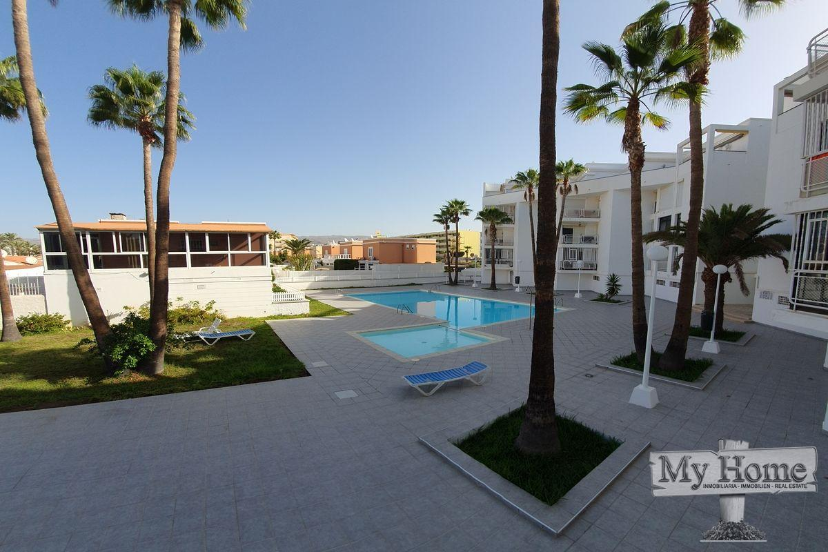 Spacious four bedroom flat in the center of Playa del Inglés