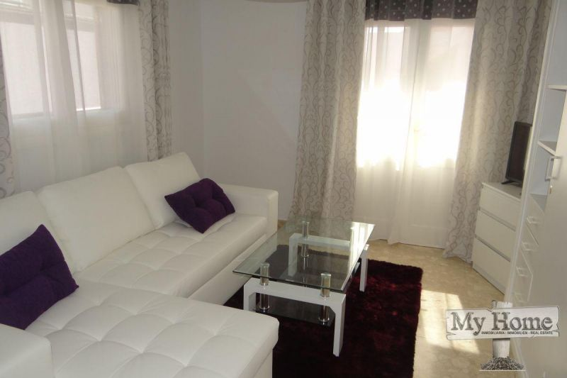 Flat for rent in central area of San Fernando