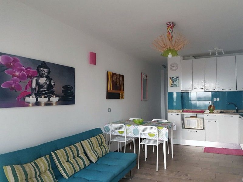 Fantastic refurbished flat with sea views in Playa del Inglés