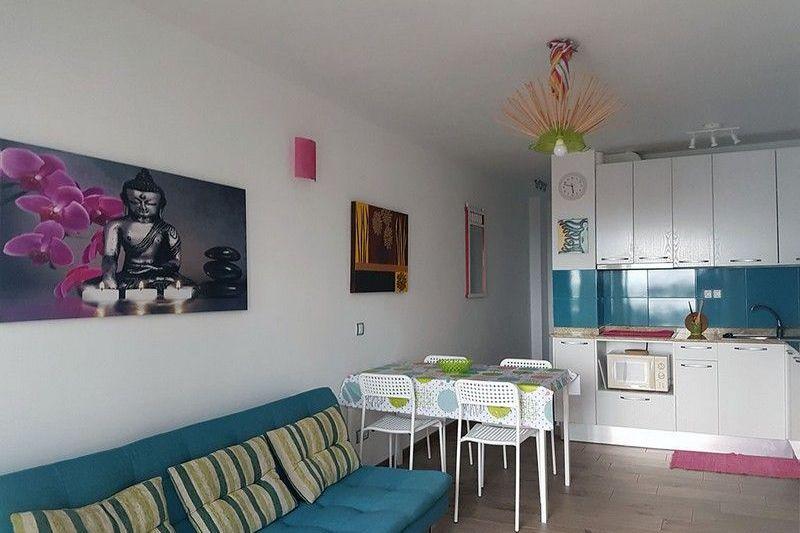 Fantastic refurbished flat with sea views in Playa del Inglés