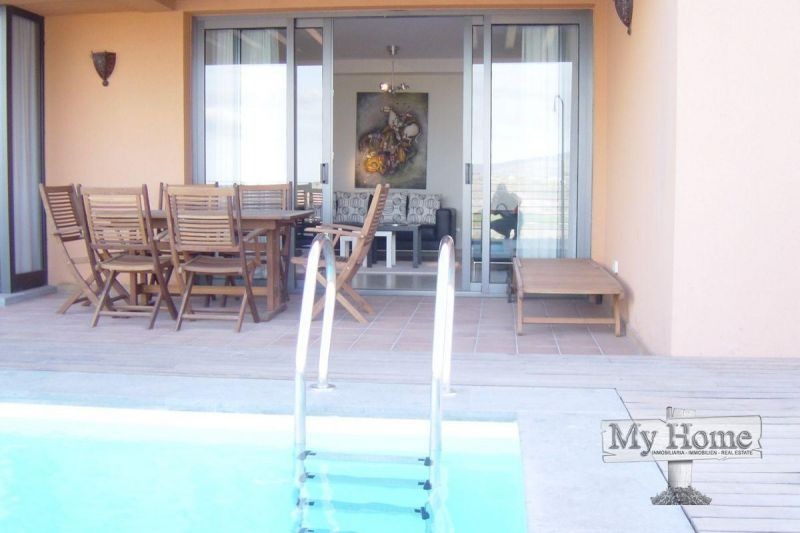Cosy modern villa with private pool in Salobre Golf
