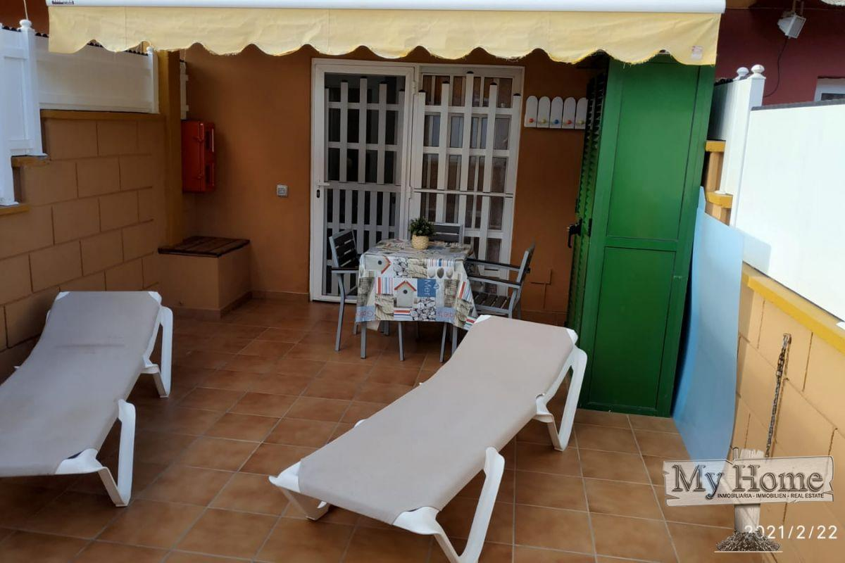 Bungalow to rent in San Agustin closed to the beach