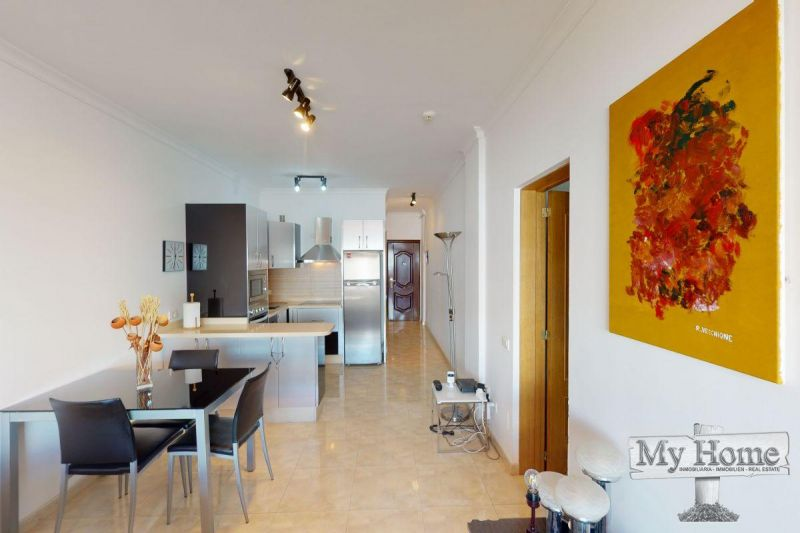 Large 81m2 apartment in second line of Playa del Inglés beach
