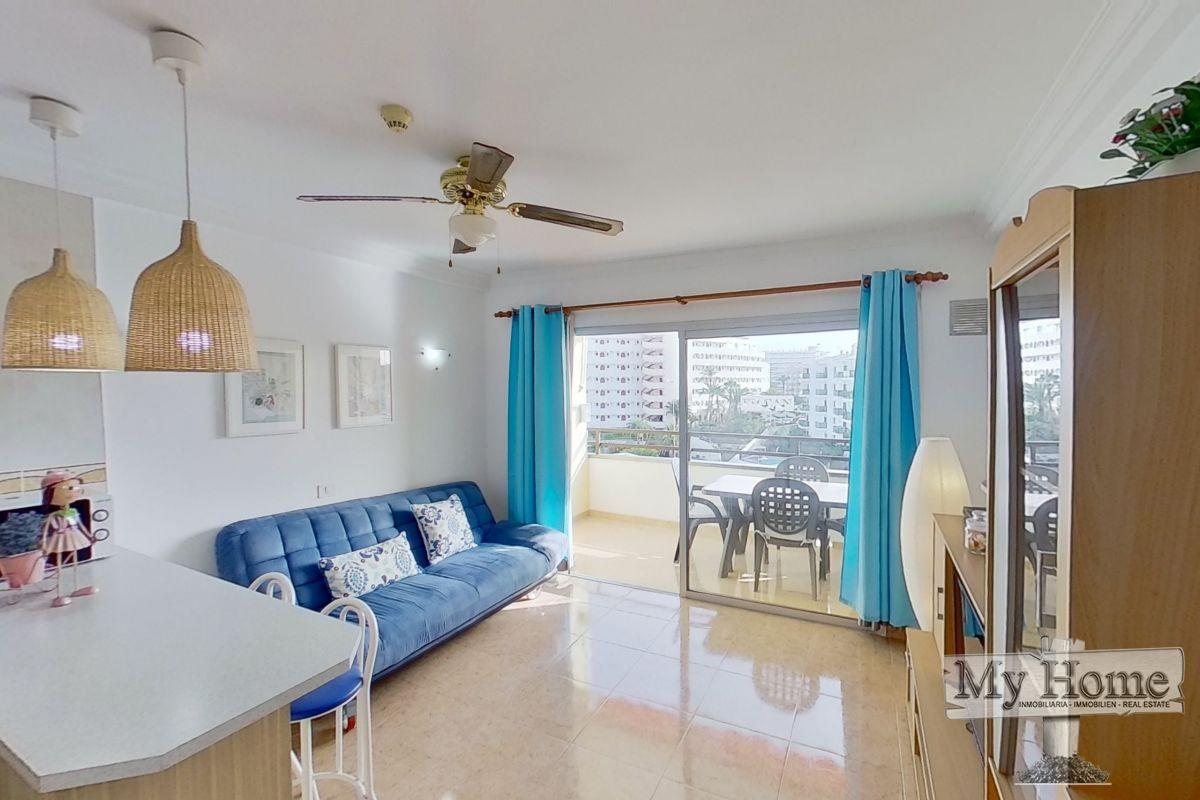 Nice apartment in central area of Playa del Inglés with seaside view