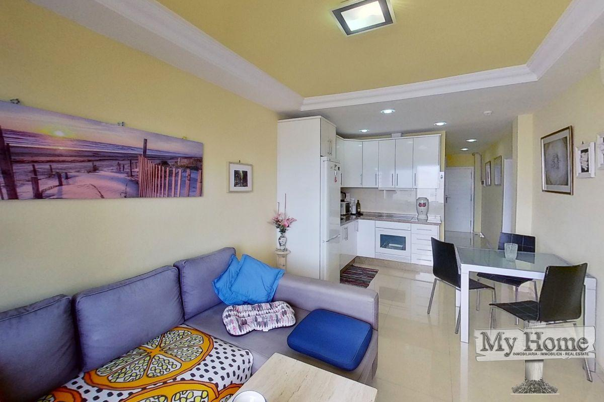 Top floor renovated apartment in well known complex