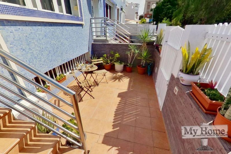 Incredible townhouse with views over Maspalomas