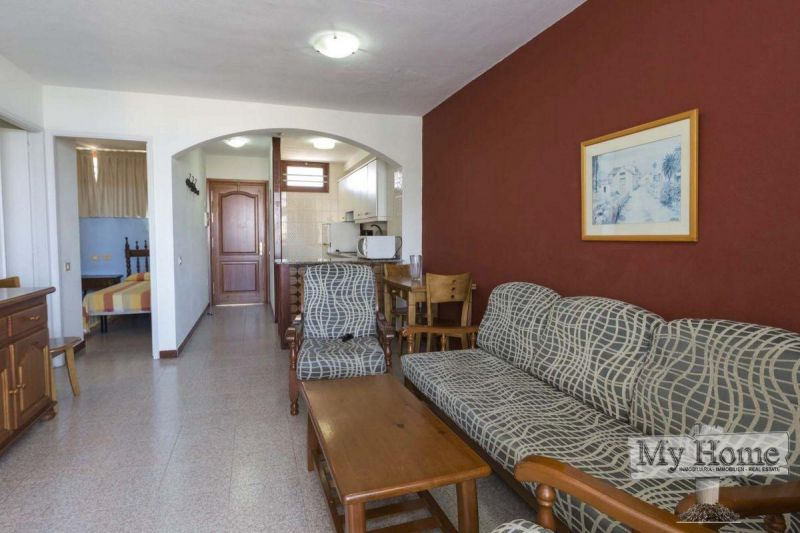 Central two bedroom apartment on top floor