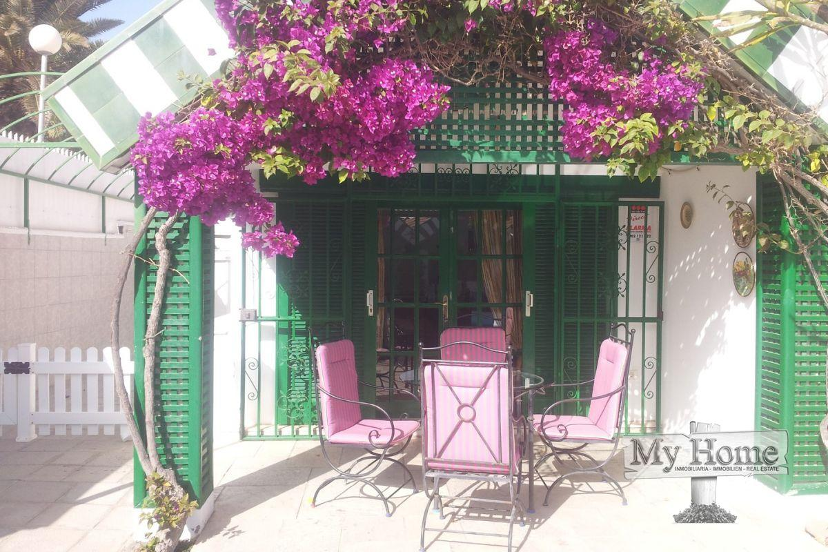 Bungalow for rent in small private complex of Maspalomas