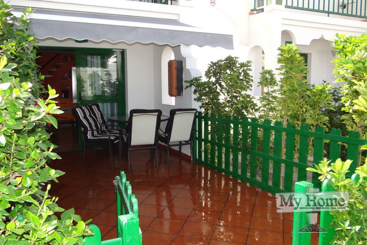 Completely renovated duplex style bungalow in Maspalomas