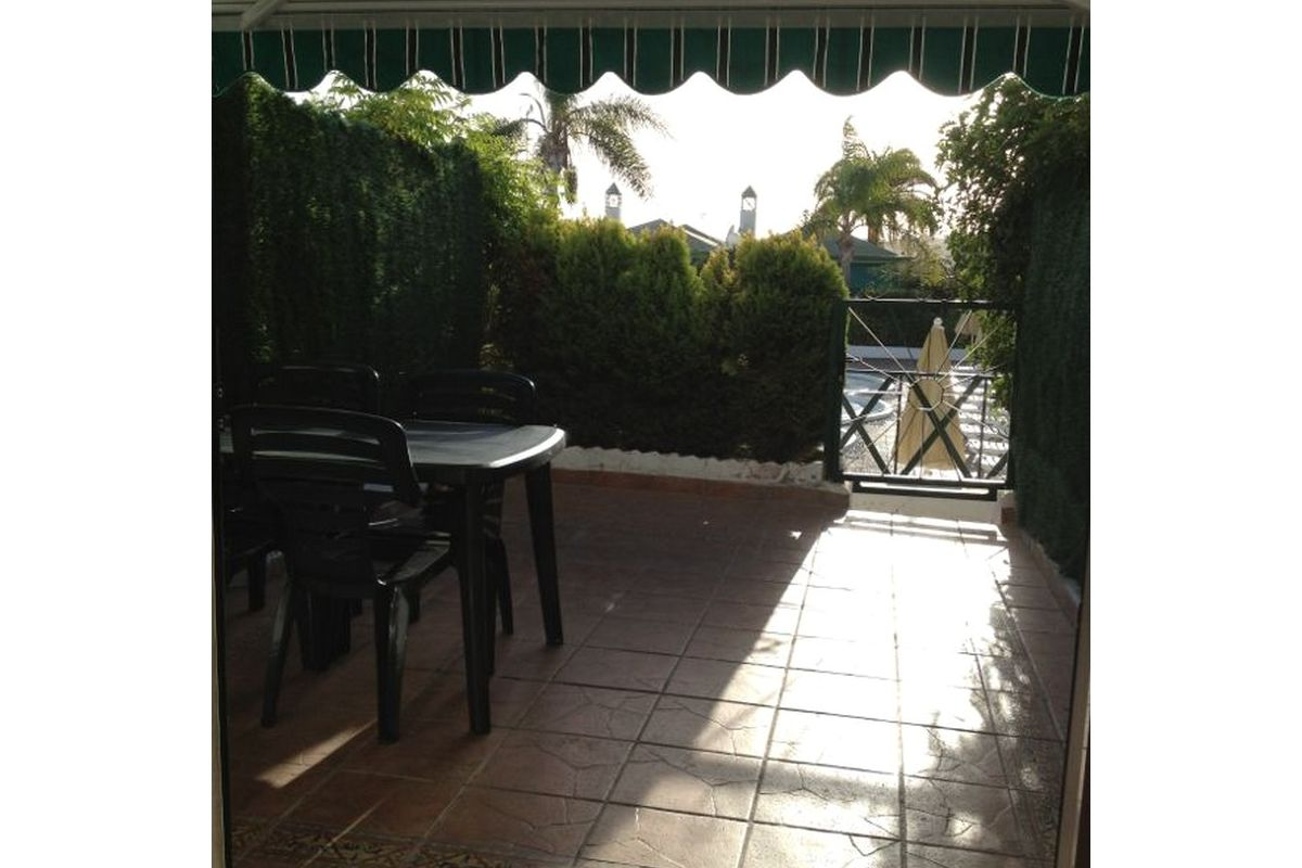 Renovated modern bungalow for rent in Maspalomas