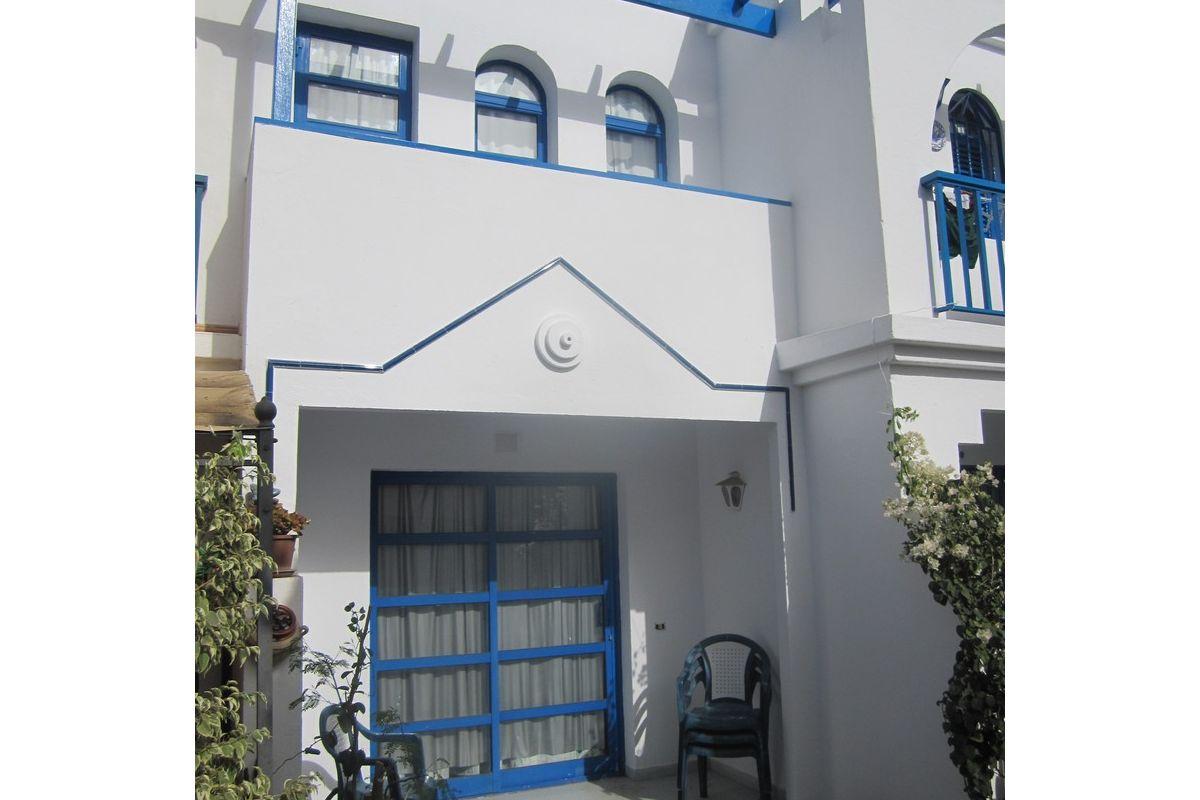 Nice duplex style bungalow in Campo Internacional