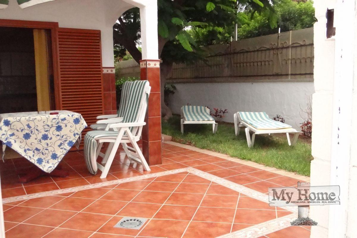 Two bedroom spacious bungalow for rent in Playa del Inglés