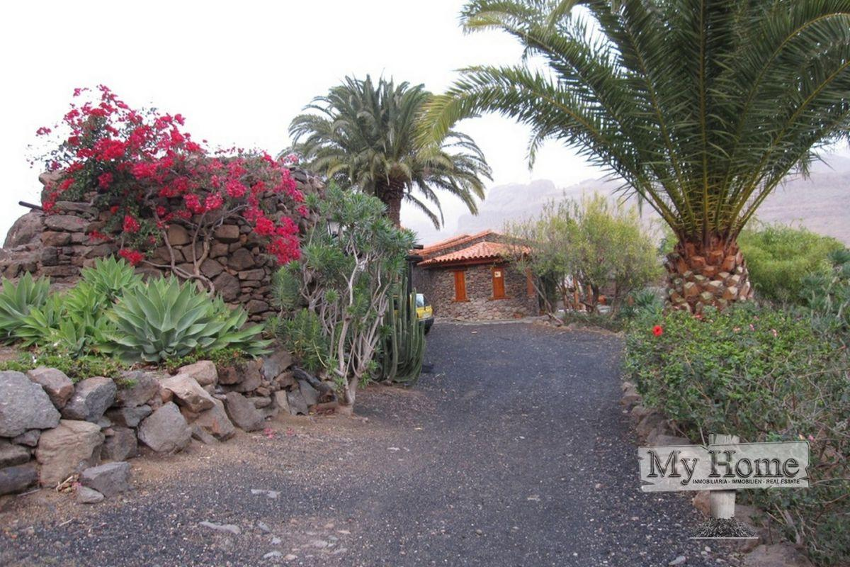 Canarian style finca in Ayagaures