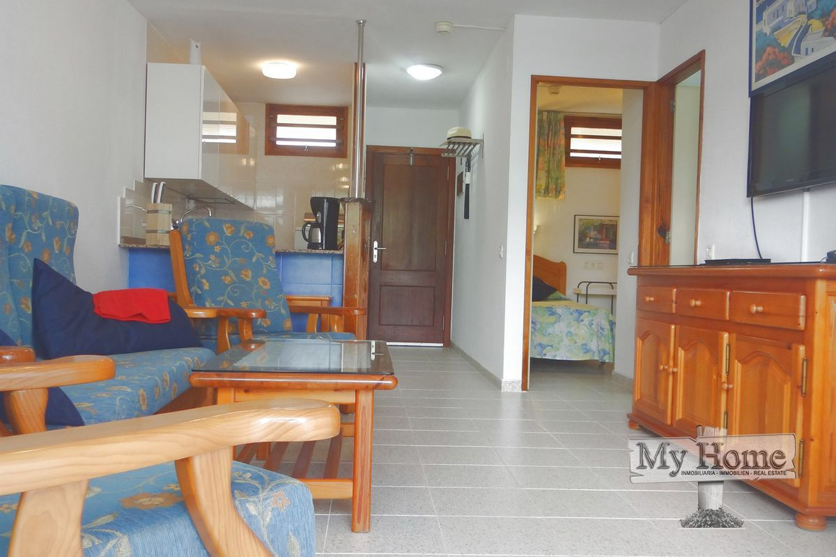 Central two bedroom apartment for rent in Playa del Inglés