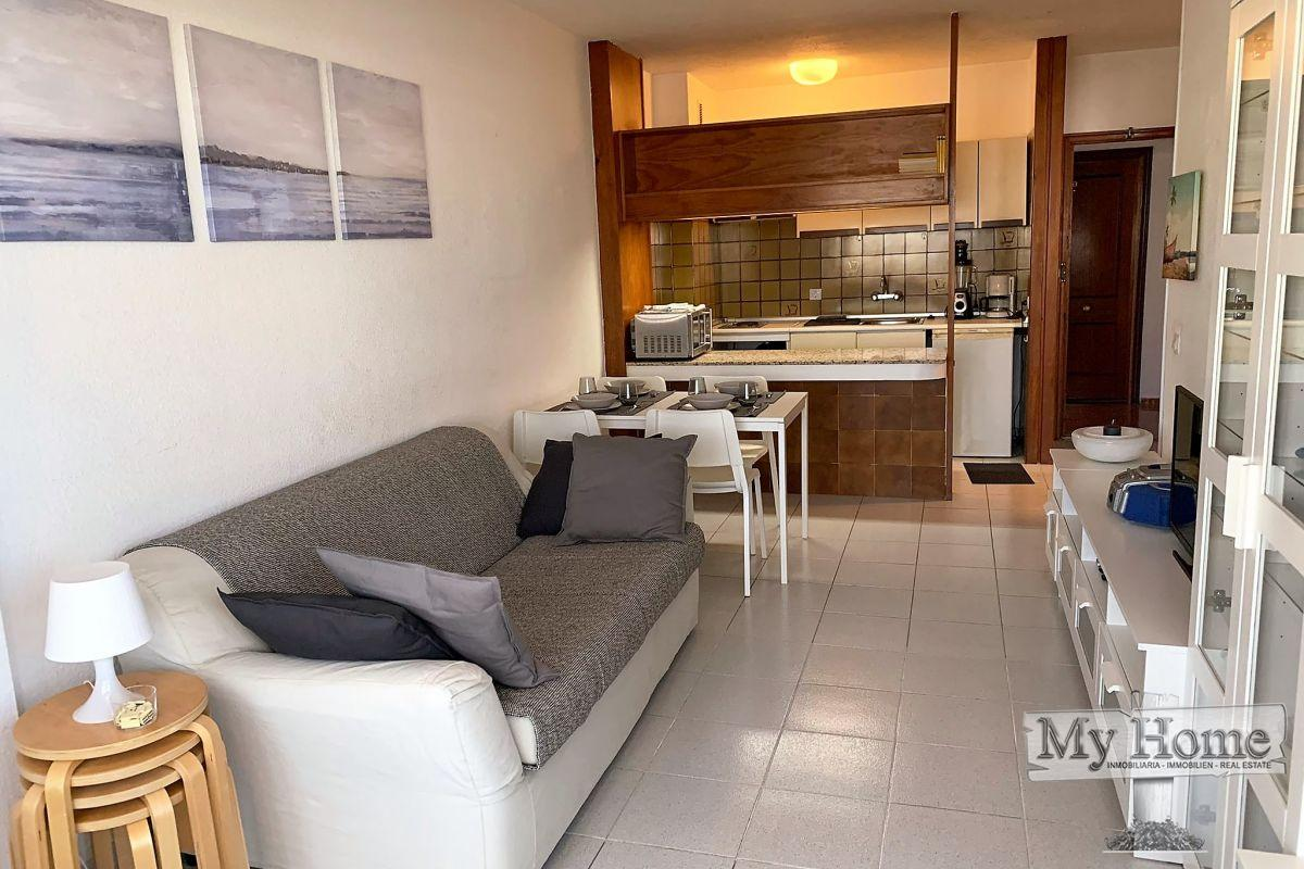 Apartment in main street of Playa del Inglés