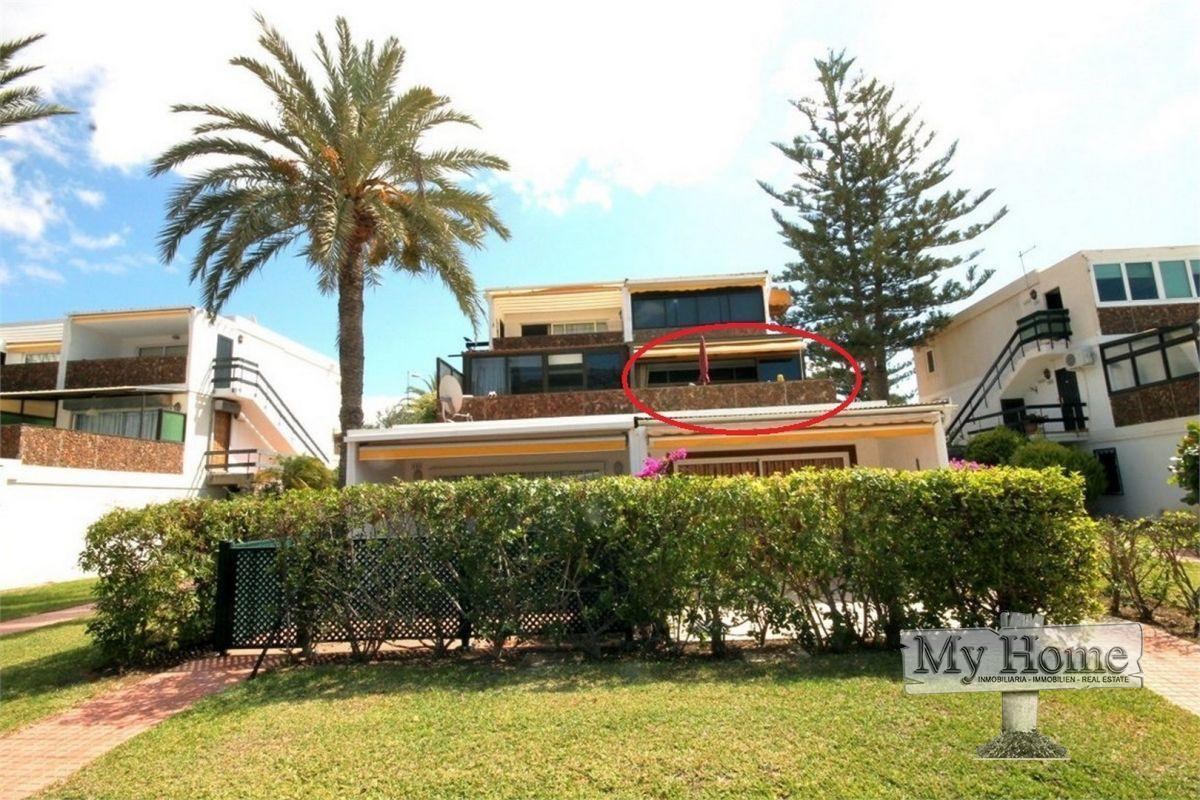 Refurbished bungalow in San Agustín