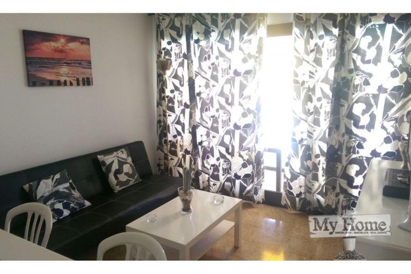 Central and well equipped apartment for rent in Playa del Inglés