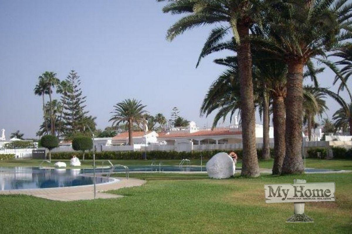 Gorgeous bungalow in exclusive resort of Playa del Ingles