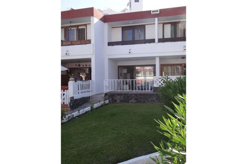 Renovated two bedroom duplex style bungalow in second line of Playa del Inglés beach.